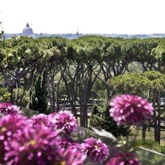 Отель Veneto Италия, Рим - отзывы, цены и фото номеров - забронировать отель Veneto онлайн балкон