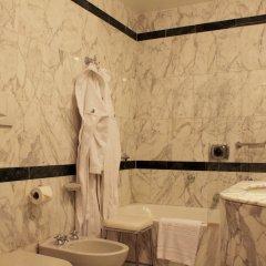 Отель Albani Firenze Италия, Флоренция - 1 отзыв об отеле, цены и фото номеров - забронировать отель Albani Firenze онлайн ванная фото 2