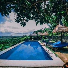 Отель Marqis Sunrise Sunset Resort and Spa Филиппины, Баклайон - отзывы, цены и фото номеров - забронировать отель Marqis Sunrise Sunset Resort and Spa онлайн бассейн