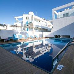 Отель Flora Maria Annex Кипр, Айя-Напа - отзывы, цены и фото номеров - забронировать отель Flora Maria Annex онлайн бассейн