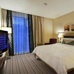 Отель Hilton Garden Inn Istanbul Golden Horn комната для гостей