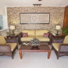 Отель Colonial Cancun Мексика, Канкун - отзывы, цены и фото номеров - забронировать отель Colonial Cancun онлайн интерьер отеля фото 3