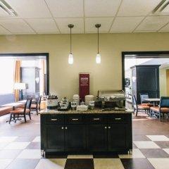 Отель Hampton Inn & Suites Effingham питание фото 2