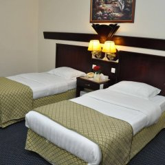Claridge Hotel Dubai Дубай комната для гостей фото 5