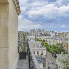 Отель Grand Pigalle Париж фото 5