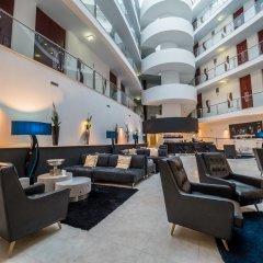 Отель Aqua Pedra Dos Bicos Design Beach Hotel - Только для взрослых Португалия, Албуфейра - отзывы, цены и фото номеров - забронировать отель Aqua Pedra Dos Bicos Design Beach Hotel - Только для взрослых онлайн интерьер отеля фото 2