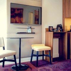 Отель Mercure Lyon Centre Plaza République в номере
