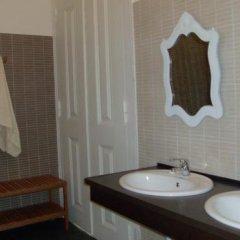 Отель A Casa da Maria Amelia Португалия, Лиссабон - отзывы, цены и фото номеров - забронировать отель A Casa da Maria Amelia онлайн ванная