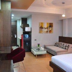Отель PALMS@SUKHUMVIT Бангкок комната для гостей фото 3