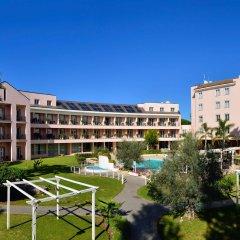 Отель Isola Sacra Rome Airport бассейн фото 2