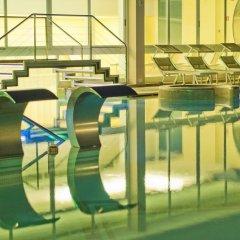 Hotel Terme Formentin Абано-Терме бассейн