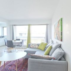 Отель 4 personnes appartement - Alésia Франция, Париж - отзывы, цены и фото номеров - забронировать отель 4 personnes appartement - Alésia онлайн комната для гостей фото 3