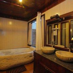 Отель Hoi An Garden Villas ванная фото 2