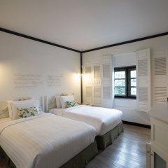 Отель The Raweekanlaya Bangkok Wellness Cuisine Resort Бангкок комната для гостей