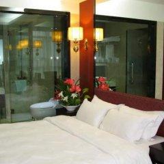 Milu Hotel комната для гостей