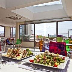 Отель Novus City Hotel Греция, Афины - отзывы, цены и фото номеров - забронировать отель Novus City Hotel онлайн питание фото 2