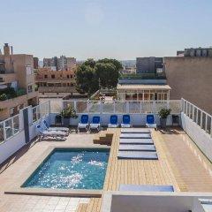 Hotel Marbel бассейн