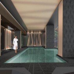 Отель Embassy Suites Mexico City Reforma Мехико бассейн фото 2