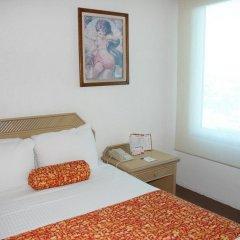 Отель Aranzazu Centro Historico Гвадалахара комната для гостей фото 5