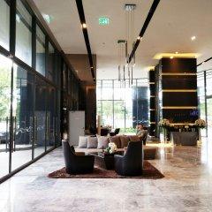 Отель Sukhumvit New Room BTS Bangna Таиланд, Бангкок - отзывы, цены и фото номеров - забронировать отель Sukhumvit New Room BTS Bangna онлайн интерьер отеля фото 3