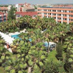 Orfeus Park Hotel Турция, Сиде - 1 отзыв об отеле, цены и фото номеров - забронировать отель Orfeus Park Hotel онлайн балкон