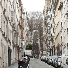 Апартаменты BP Apartments - Cozy Montmartre фото 2