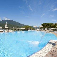Hotel La Perla Del Golfo Проччио бассейн фото 2