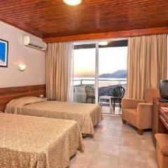 Palmiye Beach Hotel комната для гостей