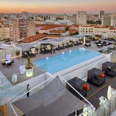 EPIC SANA Lisboa Hotel балкон