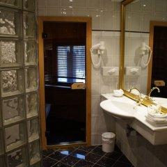 Quality Hotel Saga ванная фото 2