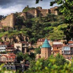 Отель Meidani Тбилиси бассейн
