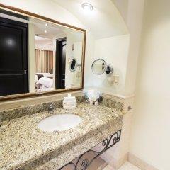 Hotel Ticuán ванная фото 2