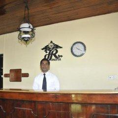 Отель Randiya Шри-Ланка, Анурадхапура - отзывы, цены и фото номеров - забронировать отель Randiya онлайн интерьер отеля фото 2