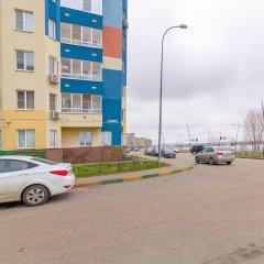 Апартаменты Kvartal Apartments on Volzhskaya Embankment 19 парковка