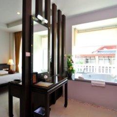 Отель Baan Karonburi Resort 4* Люкс разные типы кроватей