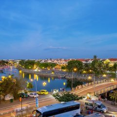 Отель Hoi An Ivy Hotel Вьетнам, Хойан - отзывы, цены и фото номеров - забронировать отель Hoi An Ivy Hotel онлайн приотельная территория