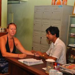 Отель Laluna Ayurveda Resort Шри-Ланка, Бентота - отзывы, цены и фото номеров - забронировать отель Laluna Ayurveda Resort онлайн спа фото 2