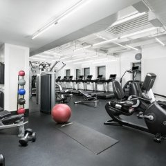 Отель Affinia Manhattan фитнесс-зал фото 3
