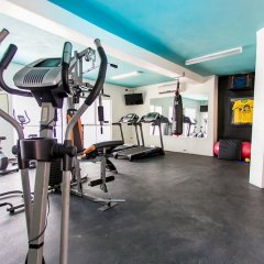 Отель Altamont Court Hotel Ямайка, Кингстон - отзывы, цены и фото номеров - забронировать отель Altamont Court Hotel онлайн фитнесс-зал фото 4