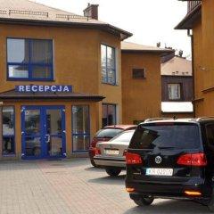 Hotel Krystyna Краков парковка