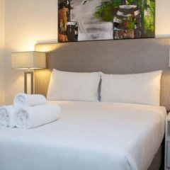 Апартаменты Atrio Apartments комната для гостей фото 3