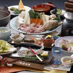 Отель Yufu Ryochiku Хидзи питание фото 3