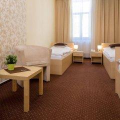 Отель CYRO Брно комната для гостей