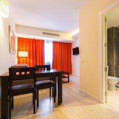Отель Aparthotel Recoletos Мадрид удобства в номере фото 2