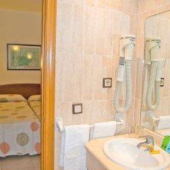 Отель BQ Belvedere Hotel Испания, Пальма-де-Майорка - 6 отзывов об отеле, цены и фото номеров - забронировать отель BQ Belvedere Hotel онлайн ванная фото 2