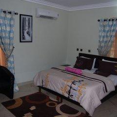 Отель Nue-Crest Hotels And Suites Нигерия, Энугу - отзывы, цены и фото номеров - забронировать отель Nue-Crest Hotels And Suites онлайн комната для гостей