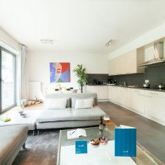Апартаменты Sweet Inn Apartments Theux Брюссель комната для гостей фото 2