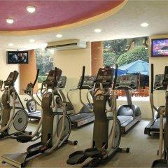 Отель Camino Real Polanco Мехико фитнесс-зал фото 3