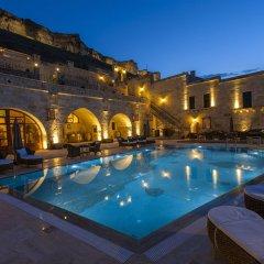 Отель Kayakapi Premium Caves Cappadocia бассейн фото 3