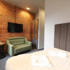 Boutique Hotel Wellion Baumansky 3* Стандартный номер с различными типами кроватей фото 11